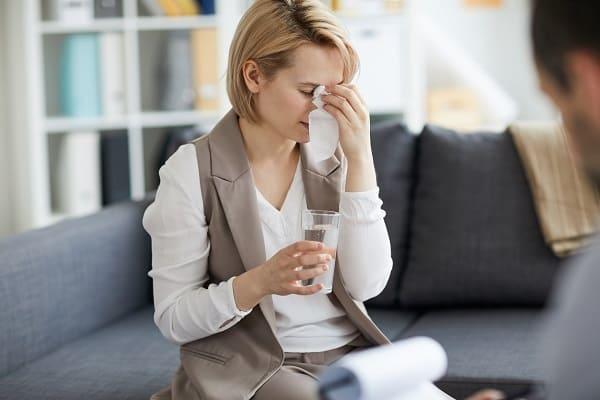 depresja u kobiet