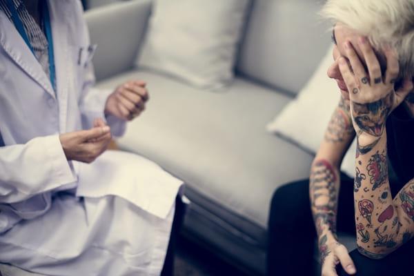 terapia z psychiatrą