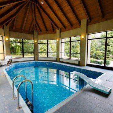 Ośrodek Przebudzenie basen