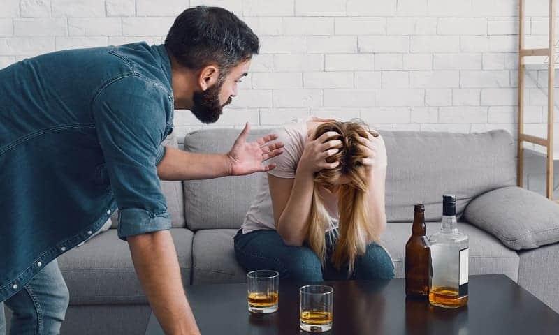 agresja po alkoholu