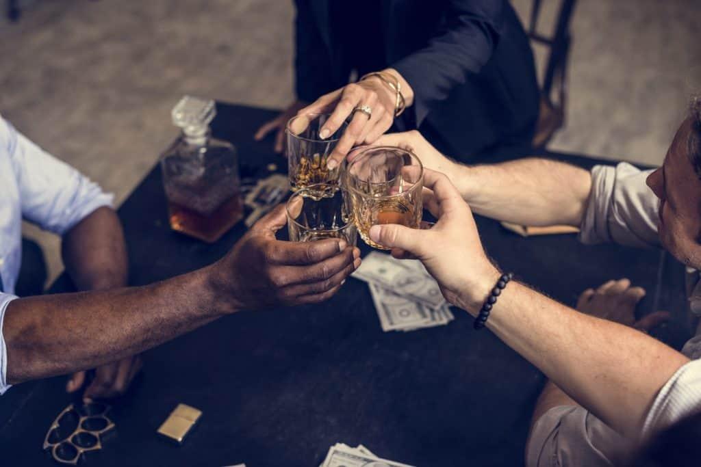 alkoholizm - pierwsza faza