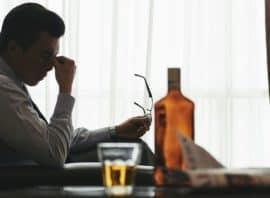 depresja alkoholowa