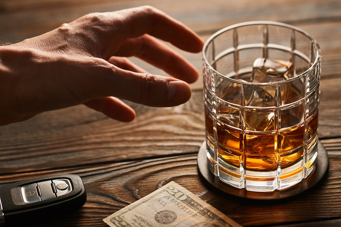nadużywanie alkoholu