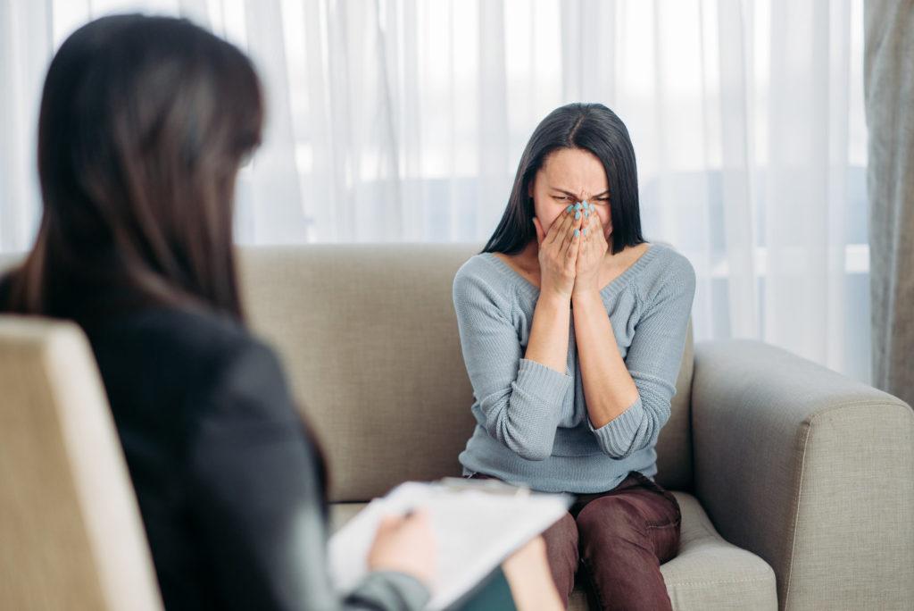 terapia depresja