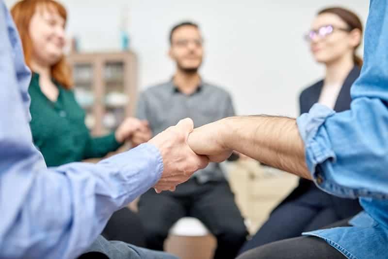 terapia grupowa - leczenie uzależnień