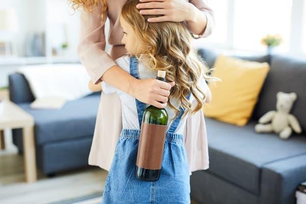 uzależnienie alkoholowe w rodzinie