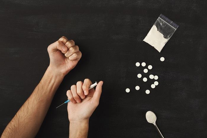 uzależnienie od narkotyków